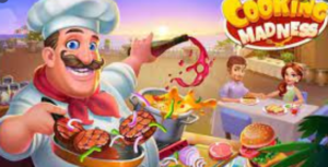 Game Cooking